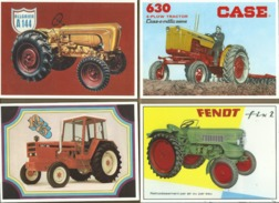 27 Cartes Modernes -  Tracteurs Anciens Agricole   - Tracteur Ancien Agricole - - Tracteurs