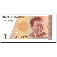KYRGYZSTAN, 1 Som, Undated (1994), KM:7, NEUF - Kirghizistan