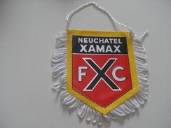 Fanion Football - NEUCHATEL XAMAX - Apparel, Souvenirs & Other