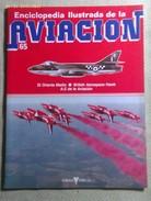 Fascículo Enciclopedia Ilustrada De La Aviación. Número 65. 1982. Editorial Delta. Barcelona. España - Aviación