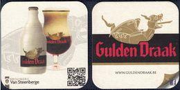 Belgique SB Sous Bock Beermat Bière Beer Gulden Draak Triple - Sous-bocks