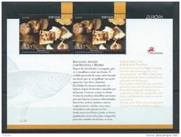 Portugal 2005 Bloc N° 215 Neuf Thème Europa - 2005