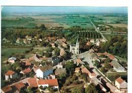 18700  Cpm  NAVILLY   : Vue Générale Aérienne  , ACHAT DIRECT !! - Sonstige Gemeinden