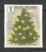 Belg. 2017 - COB N° 4742 ** - Sous Le Sapin  (valeur 1 Belgique) - Belgium