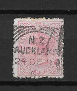 LOTE 1415  ///   NUEVA ZELANDA - 1855-1907 Crown Colony