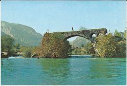 Greece. Tempe - Ancient Bridge Of Xerxes - Grèce
