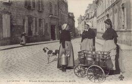 Blois - Groupe De Laitieres Des Environs De Blois - Blois