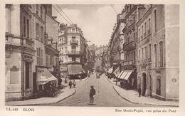 Blois - Rue Denis Papin - Vue Prise Du Pont - Blois