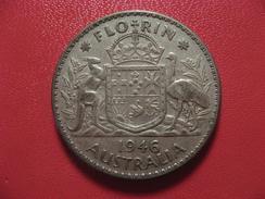 Australie - Florin 1946 3889 - Monnaie Pré-décimale (1910-1965)