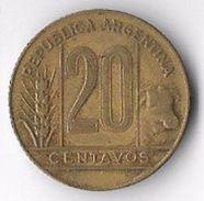 Argentina 1946 20 Centavos [C574/2D] - Argentina