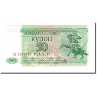 Transnistrie, 50 Rublei, 1993, KM:19, NEUF - Moldavie