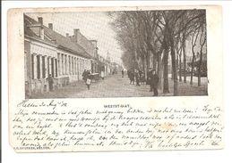 Den Helder. Weststraat - Den Helder