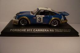 PORSCHE  911  CARRERA  RS  -- Rallye  Monte Carlo  1978 - PKW & Vierräder