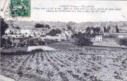 89 - Yonne -  NAILLY  - Vue Generale - Autres Communes