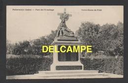 DD / 36 INDRE / PELLEVOISIN / PARC DE L' ERMITAGE : NOTRE-DAME DE PITIÉ - France
