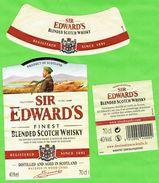 Sir Edward's (70CL) - Whisky