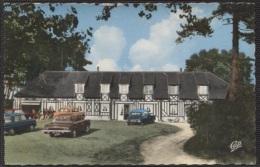 CPSM - LE HOME S/MER - CLUB De GOLF DE CABOURG (voitures) - Edition C.A.P.Paris - France