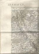 Carte Topographique , Chatellerault , Type 1889 , Révisée En 1907 , N° 132 , 5/2 , Bon état , 4 Scans, Frais Fr : 1.95 E - Cartes Topographiques