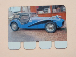 FORD - Coll. N° 52 NL/FR ( Plaquette C O O P - Voir Photo - IFA Metal Paris ) ! - Tin Signs (after1960)