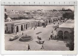 Djerba - La Place Principale D'Houmt-Souk - Tunisie