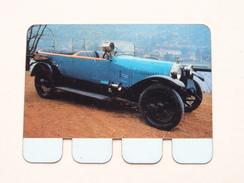 HOTCHKISS 1922 - Coll. N° 57 NL/FR ( Plaquette C O O P - Voir Photo - IFA Metal Paris ) ! - Plaques Publicitaires