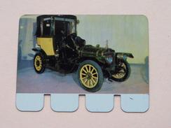 BRAZIER 1908 - Coll. N° 61 NL/FR ( Plaquette C O O P - Voir Photo - IFA Metal Paris ) ! - Plaques Publicitaires