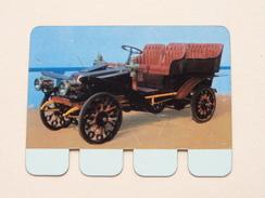 CORRE 1904 - Coll. N° 62 NL/FR ( Plaquette C O O P - Voir Photo - IFA Metal Paris ) ! - Plaques Publicitaires