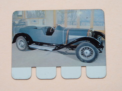 SCHNEIDER 1925 - Coll. N° 63 NL/FR ( Plaquette C O O P - Voir Photo - IFA Metal Paris ) ! - Tin Signs (after1960)