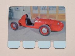 DEUTSCH-BONNET 1954 - Coll. N° 64 NL/FR ( Plaquette C O O P - Voir Photo - IFA Metal Paris ) ! - Plaques En Tôle (après 1960)