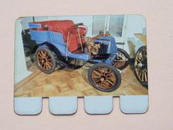 RENAULT 1900 - Coll. N° 75 NL/FR ( Plaquette C O O P - Voir Photo - IFA Metal Paris ) ! - Plaques Publicitaires