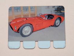 OSCA 1953 - Coll. N° 77 NL/FR ( Plaquette C O O P - Voir Photo - IFA Metal Paris ) ! - Plaques Publicitaires