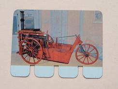 SECRETAND 1890 - Coll. N° 81 NL/FR ( Plaquette C O O P - Voir Photo - IFA Metal Paris ) ! - Advertising (Porcelain) Signs