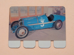 ROLLAND-PILAIN COURSE 1923 - Coll. N° 83 NL/FR ( Plaquette C O O P - Voir Photo - IFA Metal Paris ) ! - Tin Signs (after1960)