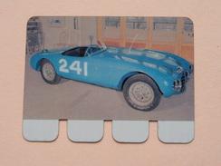 GORDINI 1954 - Coll. N° 84 NL/FR ( Plaquette C O O P - Voir Photo - IFA Metal Paris ) ! - Plaques Publicitaires