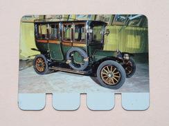 BERLIET 1907 - Coll. N° 86 NL/FR ( Plaquette C O O P - Voir Photo - IFA Metal Paris ) ! - Plaques En Tôle (après 1960)