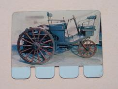 SERPOLLET 1888 - Coll. N° 89 NL/FR ( Plaquette C O O P - Voir Photo - IFA Metal Paris ) ! - Plaques Publicitaires