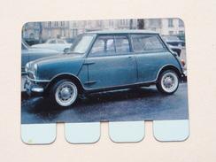 MORRIS COOPER - Coll. N° 90 NL/FR ( Plaquette C O O P - Voir Photo - IFA Metal Paris ) ! - Advertising (Porcelain) Signs