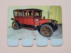 LEON BOLLEE 1912 - Coll. N° 95 NL/FR ( Plaquette C O O P - Voir Photo - IFA Metal Paris ) ! - Plaques Publicitaires