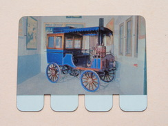SCOTTE 1892 - Coll. N° 97 NL/FR ( Plaquette C O O P - Voir Photo - IFA Metal Paris ) ! - Advertising (Porcelain) Signs