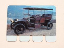 PEUGEOT 1905 - Coll. N° 98 NL/FR ( Plaquette C O O P - Voir Photo - IFA Metal Paris ) ! - Plaques Publicitaires