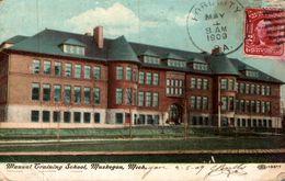 MANUAL TRAINING SCHOOL MUSKEGON MICHIGAN - Etats-Unis