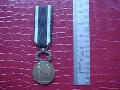 Réduction - Miniature - Médaille Soiétés Secours Mutuels - France