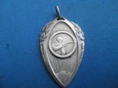 Médaille De Sport/TIR / Tir à La Carabine / Vers 1930 - 1950                     SPO234 - Sports