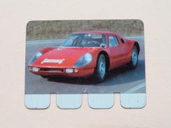PORSCHE GT 904 - Coll. N° 3 NL/FR ( Plaquette C O O P - Voir Photo - IFA Metal Paris ) ! - Advertising (Porcelain) Signs