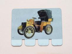 PANHARD TYPE BI 1899 - Coll. N° 4 NL/FR ( Plaquette C O O P - Voir Photo - IFA Metal Paris ) ! - Advertising (Porcelain) Signs