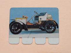 PEUGEOT 1906 - Coll. N° 13 NL/FR ( Plaquette C O O P - Voir Photo - IFA Metal Paris ) ! - Plaques Publicitaires