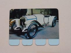 SIGMA DE GUYNEMER 1914 - Coll. N° 14 NL/FR ( Plaquette C O O P - Voir Photo - IFA Metal Paris ) ! - Plaques En Tôle (après 1960)