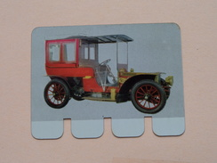 HERALD 1904 - Coll. N° 16 NL/FR ( Plaquette C O O P - Voir Photo - IFA Metal Paris ) ! - Tin Signs (after1960)
