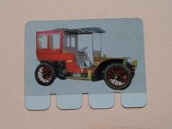 HERALD 1904 - Coll. N° 16 NL/FR ( Plaquette C O O P - Voir Photo - IFA Metal Paris ) ! - Plaques Publicitaires