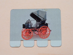 PANHARD 1892 - Coll. N° 19 NL/FR ( Plaquette C O O P - Voir Photo - IFA Metal Paris ) ! - Plaques Publicitaires